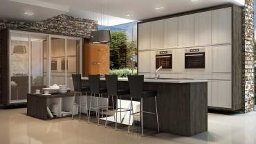 Cozinhas para 2015 e as tendências de decoração