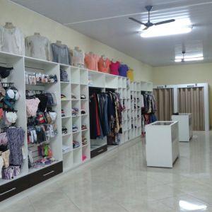 Estantes e Lojas