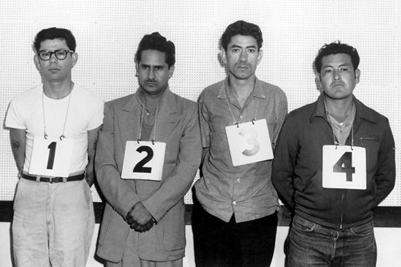 Miranda lineup 1963