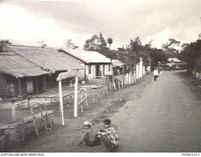 Một ngôi làng gần Khe Sanh trước năm 1975. Ảnh: awm.gov.au.