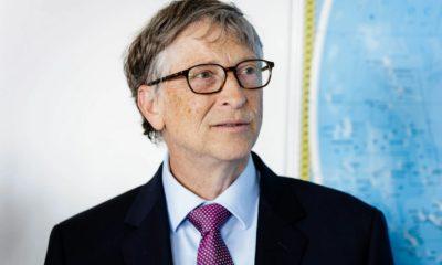 Tỷ phú Bill Gates. Ảnh: Wired.