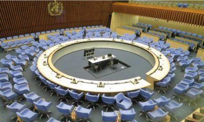 Phòng họp của Ban điều hành WHO. Ảnh: Wikicommons.