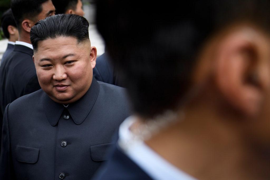 Nhà lãnh đạo Triều Tiên Kim Jong-un. Ảnh: AFP/Getty Images.
