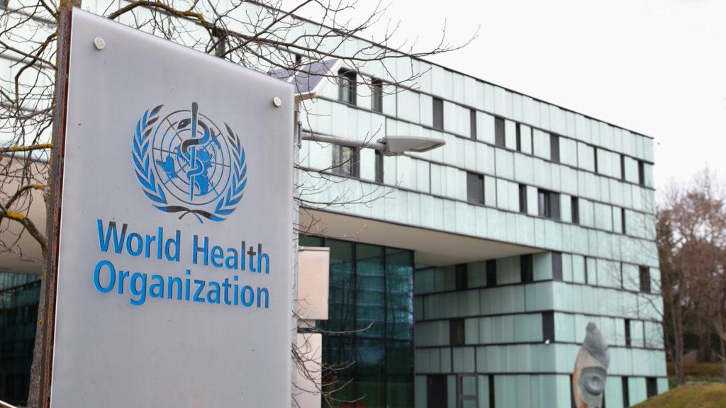 Trụ sở WHO ở Geneva, Thụy Sĩ, ngày 6/2/2020. Ảnh: Reuters.