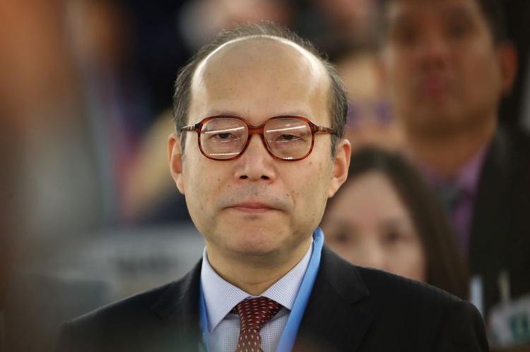 Ông Chen Xu. Ảnh: Reuters.