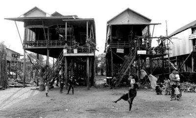 Một khu làng của người Việt ở Campuchia. Ảnh: Culture Trip.