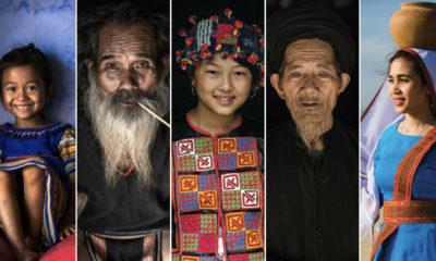 Với dân số gần 100 triệu người, Việt Nam có tới 54 sắc tộc khác nhau. Ảnh: Réhahn/ELLE.
