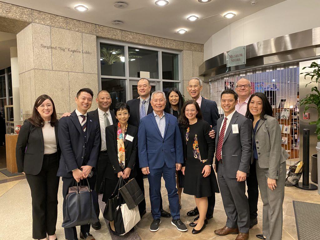 Một cuộc gặp mặt của người Mỹ gốc Nhật năm 2020. Ảnh: usjapancouncil.org.