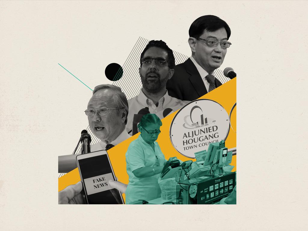 Dù chuyên chế, chính trị Singapore vẫn có phe đối lập. Ảnh: todayonline.com.