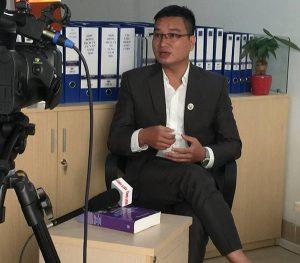 Luật sư Trần Tuấn Anh - Giám đốc công ty Luật Minh Bạch