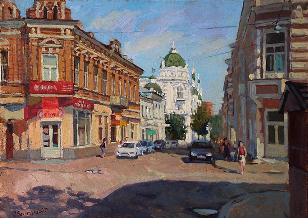 Ростов-город, Ростов-Дон!
