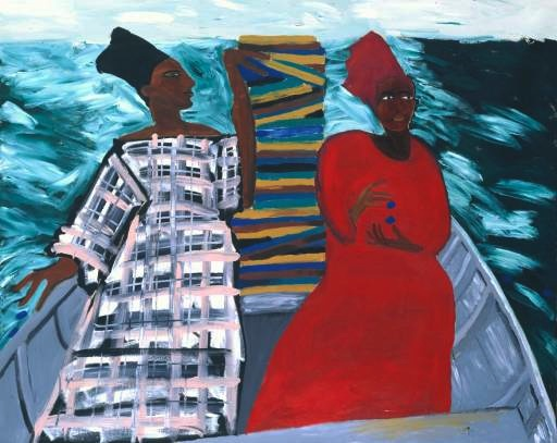 Lubaina Himid - Revenge - from Migrations at Tate Britain