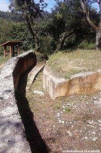 Burdin hesia/Cinturón de Hierro en Ugao-Miraballes (Bizkaia) - 01