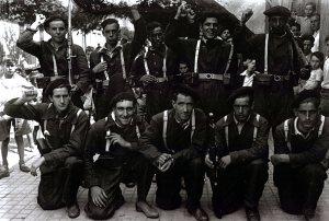 Milicianos de Pasaia