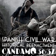 Cartel Candamo 36-37 2016 - Event poster in english