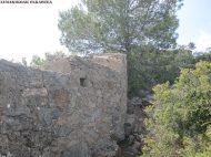 Posiciones defensivas de Las Tetas en la Serra d'Espadà - 08