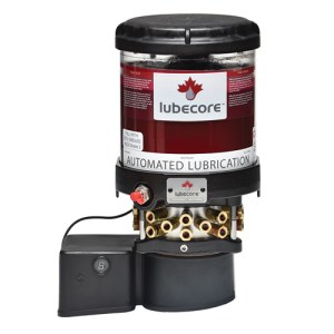 Lubecore Next Generation Automated Lubrication Systems