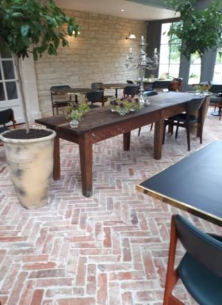 lubelska reclaimed brick tiles
