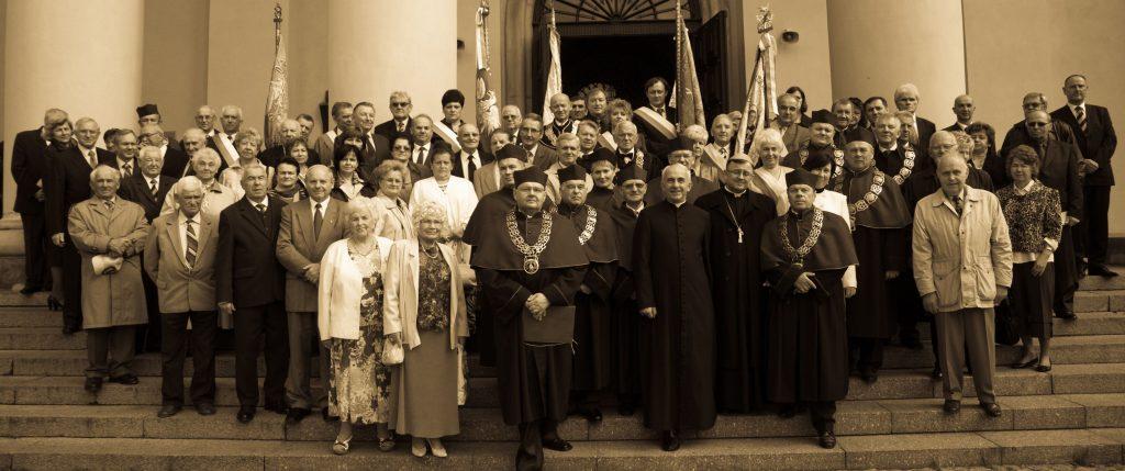 fotografia z okazji obchodów 475 lat cechu autor: Maciej Ziegler