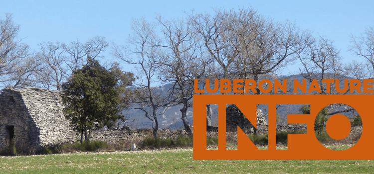 Luberon Nature Info – Octobre 2020