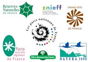 Zones protégées en France