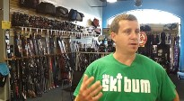 Duane Allen, co-owner, The Ski Bum ski shops