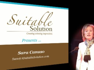 Sara Canuso of A Suitable Solution
