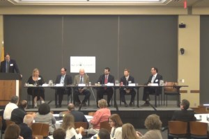 NJSpotlight panel on Health Insurance Exchanges, July 13, 2012