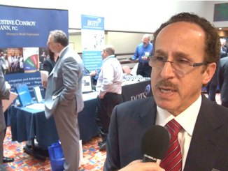 """Dr. Paul J. Carniol, MD, incoming president of the Medical Society of New Jersey, discusses the Society's first annual Advocacy Conference in a series of video news """"wrapper"""" reports produced by the Lubetkin Media Companies."""