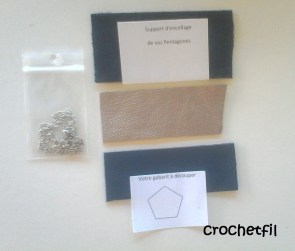 kit collier cuir 2