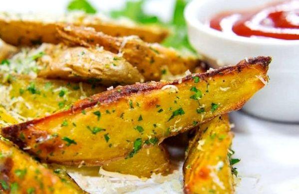 Рецепт картошка в мундире в духовке — kak.hepcinat-vp.ru