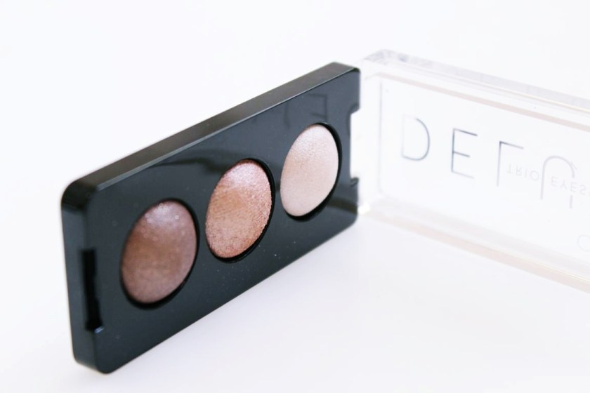 CATRICE Deluxe Trio Eyeshadow (010 Antique C'est très Chic) (offen 4).