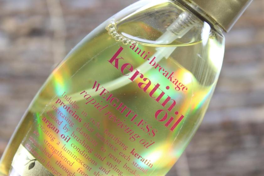 Organix Keratin Anti Breakage Oil Weightless Oil