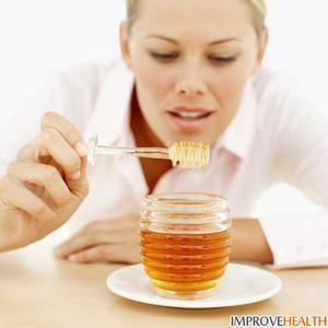 Толстеют ли от чая с медом