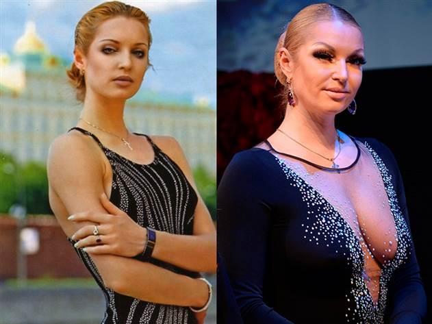 Знаменитые красавицы меняются не только с возрастом. Их поменяли годы… и пластика!