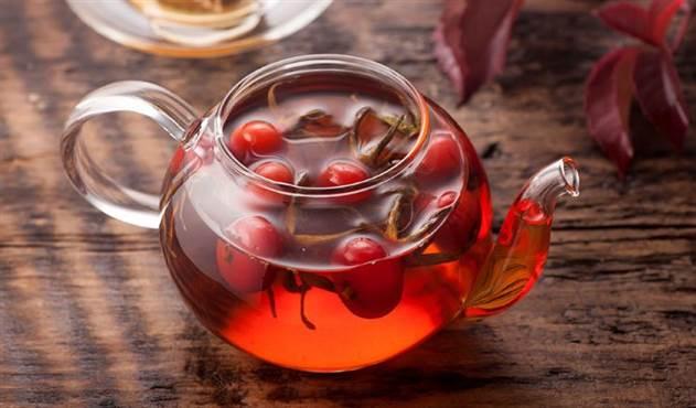 Что будет если пить чай с шиповником