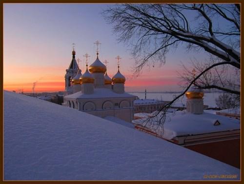 церковь Иоанна Предтечи в Нижнем Новгороде