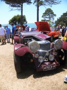 Vintage car shows