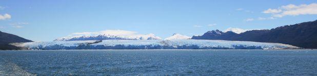 Glacier, Patagonia, Chile