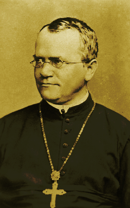 gregor_mendel_with_cross