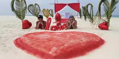 maldive love
