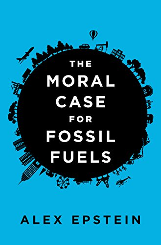 "Introduction to ""The Moral Case for Fossil Fuels"" Toastmasters speech"
