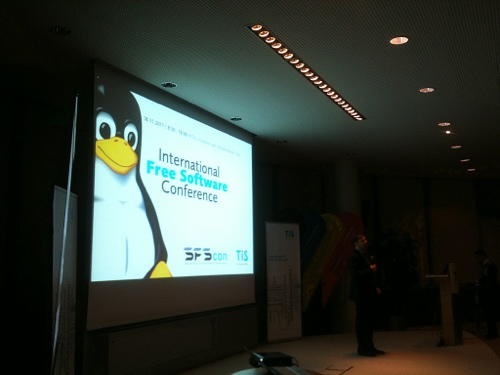 Free Software Conference, Bolzano