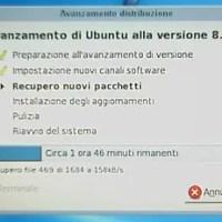 Ubuntu upgrade, ok