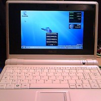Windows 7 on eeepc 701
