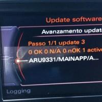 Navigatore Audi A4 (MMI 3G): aggiornamento