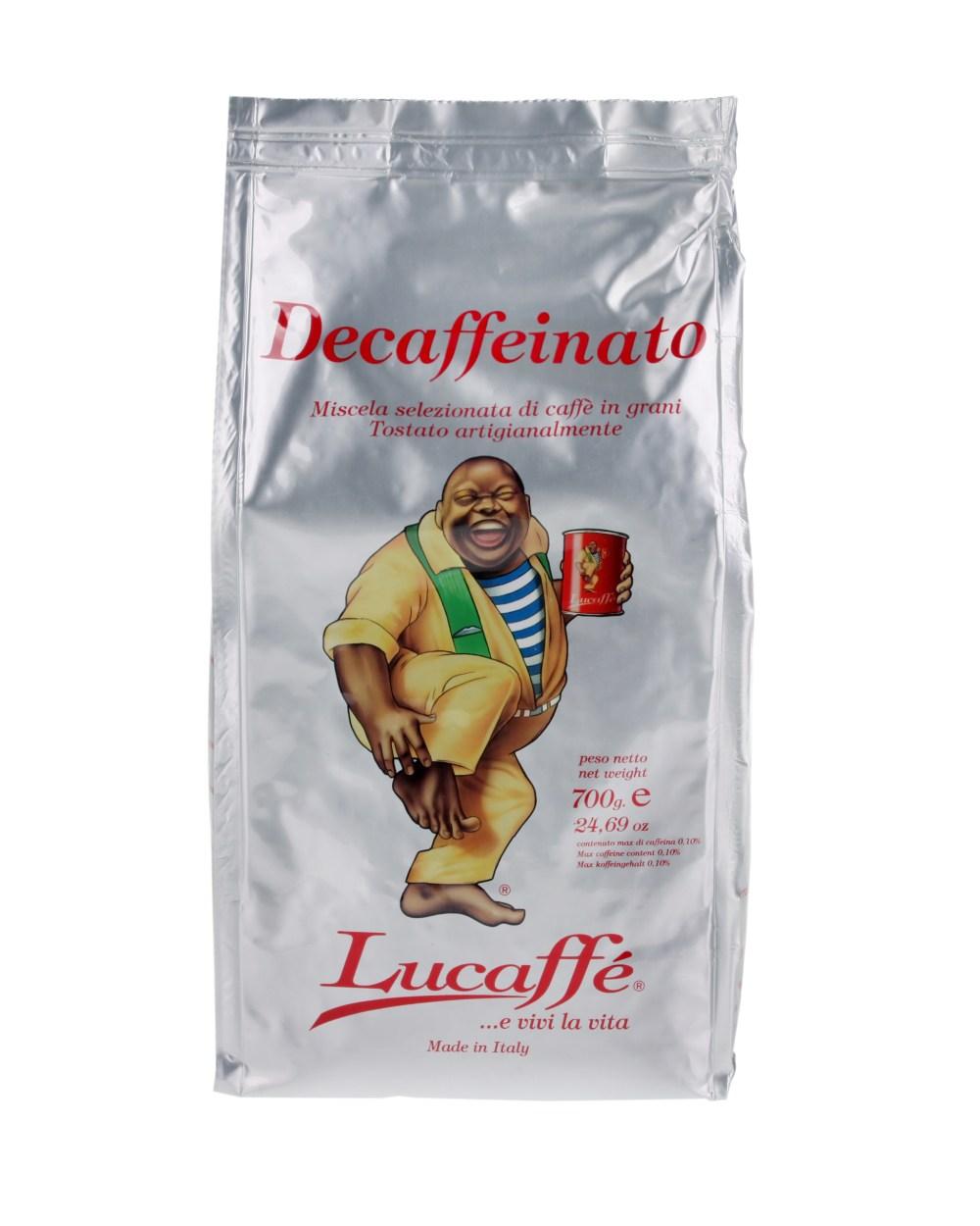 Lucaffe Espresso Decaffeinato 700g