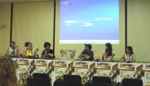 L'incontro con i protagonisti della web serie STRIPS!