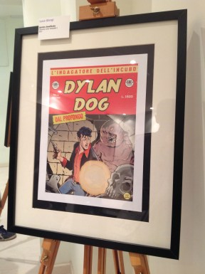 Dylan Dog & Recover Contest Winnners