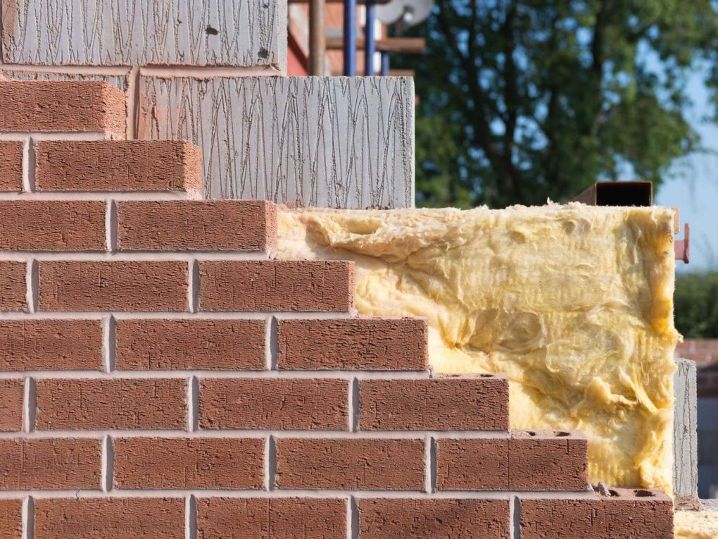 Cavity Wall Insulation - Luca Line Services